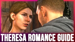 Kingdom Come: Deliverance KCD - Theresa ROMANCE Courtship Guide