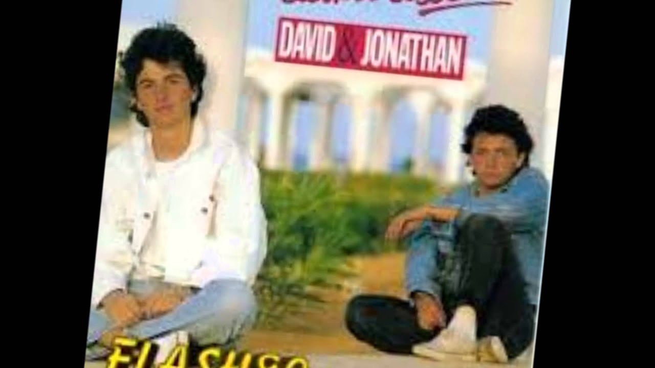 David & Jonathan - Est-Ce Qu'tu Viens Pour Les Vacances?