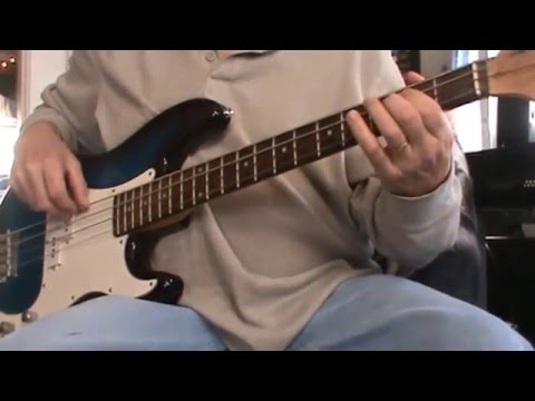 Tracy Chapman Give Me One Reason Bass Cover Youtube
