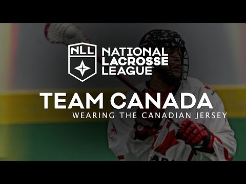 Team Canada: Wearing The Canadian Jersey