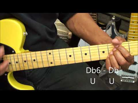 Feel Good Inc. Gorrillaz Guitar Strumming Pattern Lesson + Link To Song Lesson