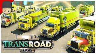 TransRoad: USA - First Look