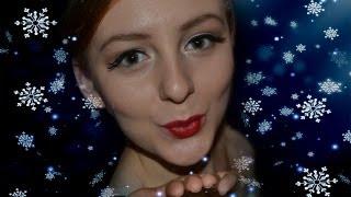 Новогодний макияж+ прическа+ наряд Nº1