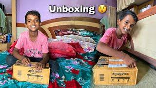 Zeeshan Unboxing Something New 😅