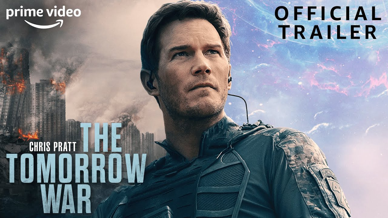 The Tomorrow War   Official Trailer #2   Prime Video
