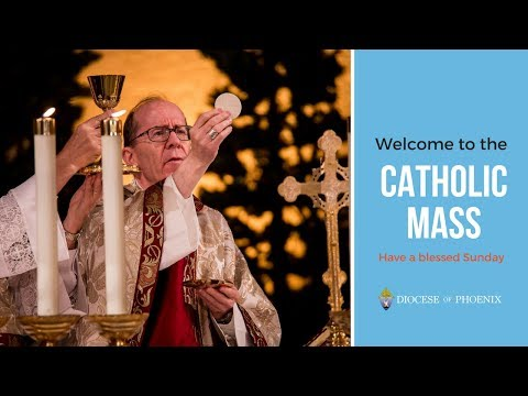 Welcome to the Catholic Mass for August 27, 2017!