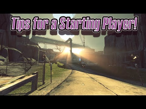 Borderlands 2 Starting Tips For A Newer Player!