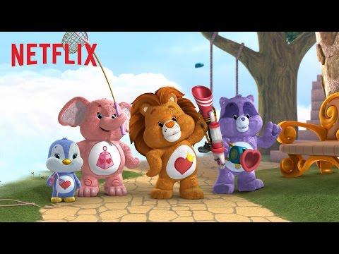 Krammebjørnene og deres kusiner og fætre – En original serie fra Netflix - Dansk (Officiel trailer)