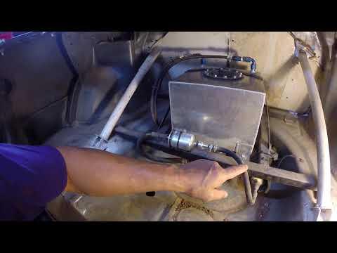 Race car fuel system tour