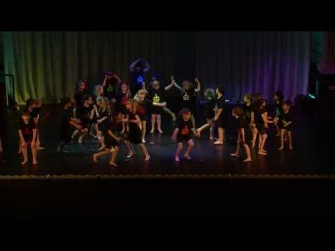 St John's Catholic Infant School - SSP Dance Show (May 2013)