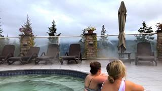 Halcyon Hot Springs Staycation