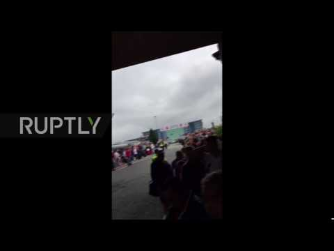 UK: Evacuation at Manchester airport after suspicious bag found