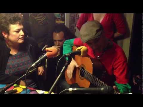 Manu Chao (acústico) - Siberia 13/03/2013 Barcelona