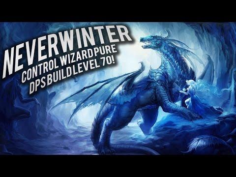 Neverwinter: Control Wizard Pure DPS build Level 70 (mod 10)