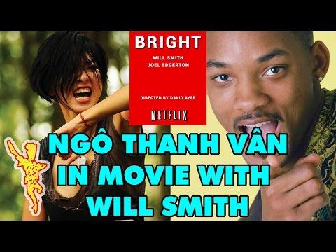 "Ngo Thanh Van ""Veronica Ngo"" in Netflix's BRIGHT w/ Will Smith David Ayer"