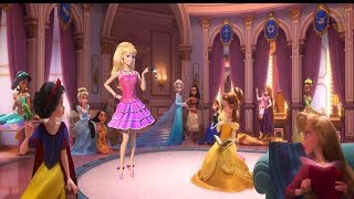 Disney Princesses meets BARBIE Life in the dreamhouse Wreck It Ralph 2