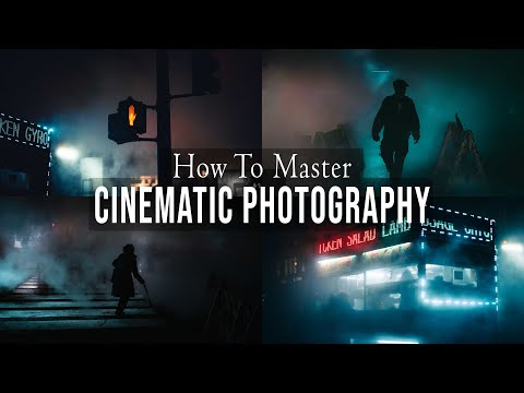 How To Make Your PHOTOS Look Cinematic [Photography & Lightroom Tutorial]