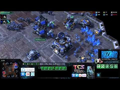 TCS #187: [Terran Tutorial] Come respingere il Blink Observer