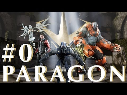 видео: Обзор 🎮 paragon #0 🎮 ps4 gameplay на русском
