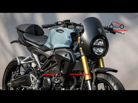 New Honda CB150R ExMotion Cafe Racer | New Honda CB150R Custom by The Sports Custom