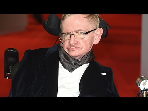 Stephen Hawkings Wants To Kill Himself - Shocking Reveal