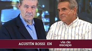 Agustín Rossi en Vía de Escape con Víctor Hugo Morales