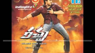 Racha audio release live on indiaglitz.com