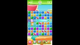 Candy Crush Jelly Saga - Level 203 (No boosters)