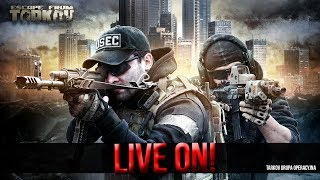 Tarkov Grupa Operacyjna LIVE! SMASH IT!