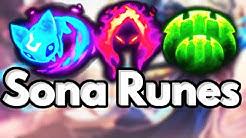 Sona Runes Season 10