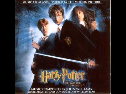 john williams harry s wondrous world chamber of secrets