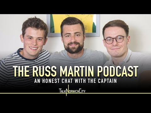 THE RUSS MARTIN PODCAST - AN HONEST CHAT WITH THE CAPTAIN