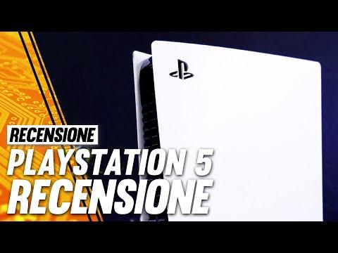 PlayStation 5 (PS5) Recensione Tecnica