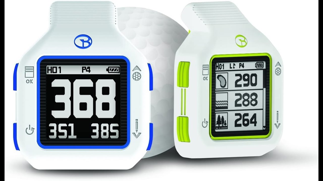GolfBuddy CT2 Golf GPS Rangefinder - 2020 Golf Gadget ||Amazon Gadgets Plus||