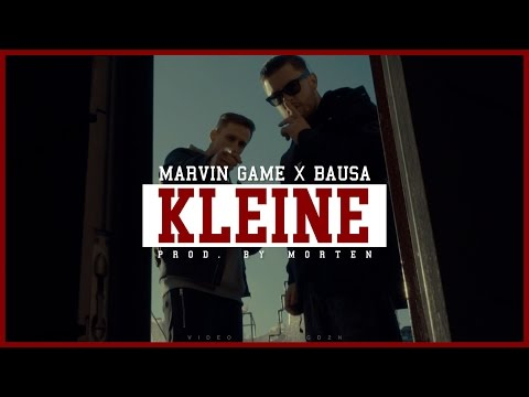 Marvin Game x Bausa - Kleine (prod. by morten) (Official Video)