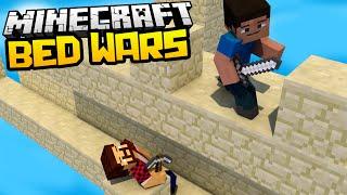 ГЛАВНОЕ ВЫЖДАТЬ МОМЕНТ - Minecraft Bed Wars (Mini-Game)