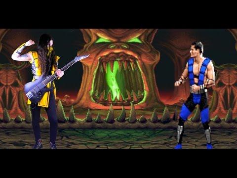 Mortal Kombat Meets Metal (2015)