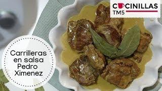 Carrilleras en Salsa de Pedro Ximenez | Recetas Thermomix