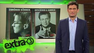 Christian Ehring: Wahlkampf-Beginn in NRW