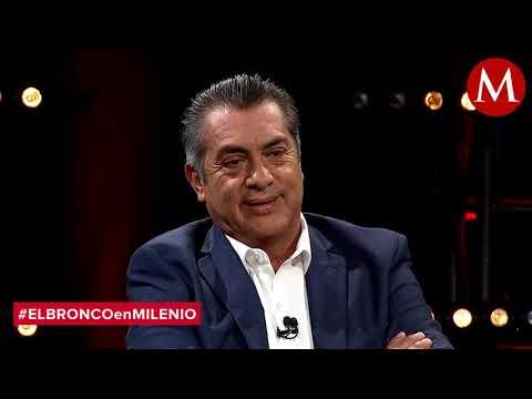 Carlos Marín a El Bronco: Ojalá no se encabrite