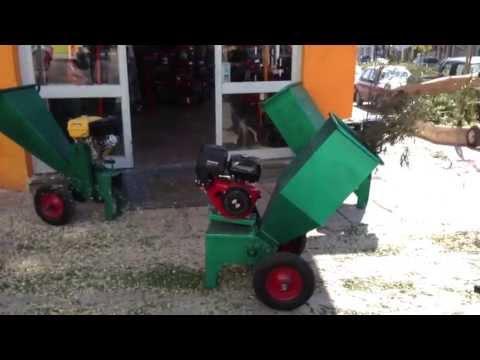 Αγροτικά μηχανήματα - Θρυμματιστές Κλαδιών DAMAC Νταγιαντάς Α.Ε.Β.Ε