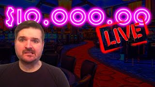 This is it! The Final Episode! 100,000 Subscribers $10,000.00 Slot Challenge!