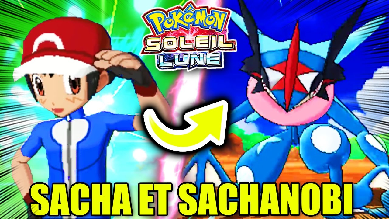Sacha et sachanobi dans pokemon soleil et lune youtube - Dessin pokemon soleil et lune ...