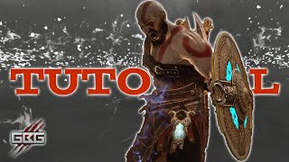 Teleporting Enemies Into Executioner's Cleave! God of War The Real Kratos