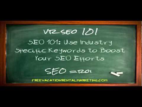 Vacation Rental Keyword List For SEO Marketing