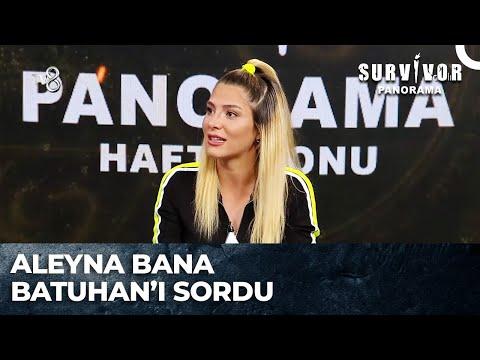 İlayda'dan Aleyna-Batuhan İtirafı   Survivor Panorama 119. Bölüm
