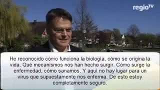 Stefan Lanka - Virus del sarampión no existe - Parte 1