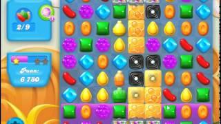 Candy Crush Saga SODA Level 154 CE