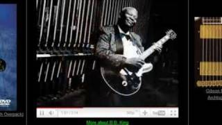 Watch Bb King Happy Birthday Blues video