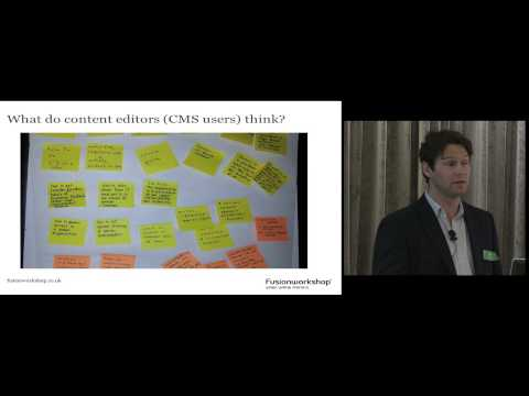 Sitecore UK Business User Group - May 2013: Ben Morgan, Fusionworkshop